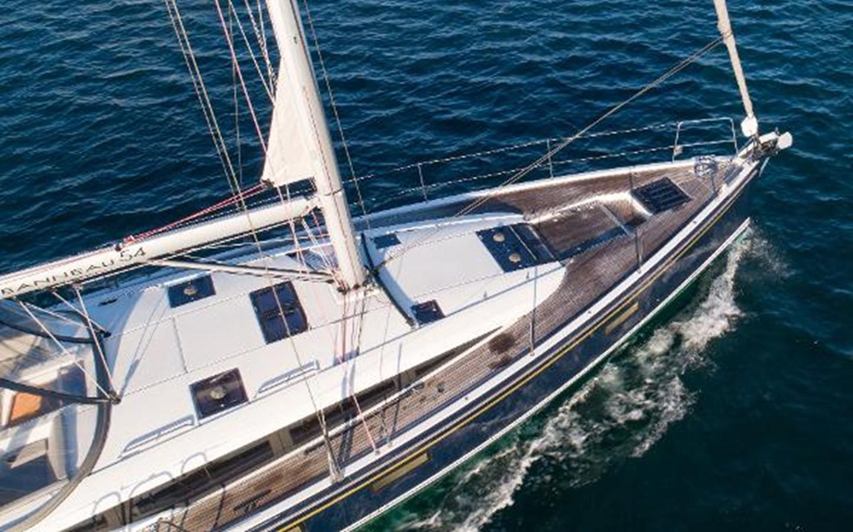 2017 JEANNEAU 54 Cruising/Racing Sailboat 2451697