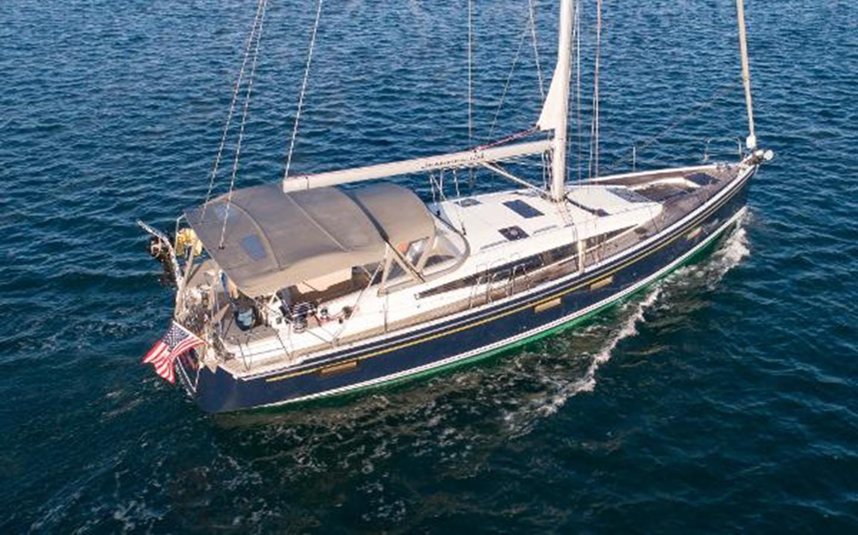 2017 JEANNEAU 54 Cruising/Racing Sailboat 2451698