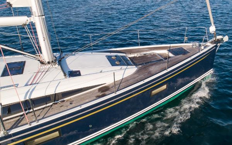2017 JEANNEAU 54 Cruising/Racing Sailboat 2451699