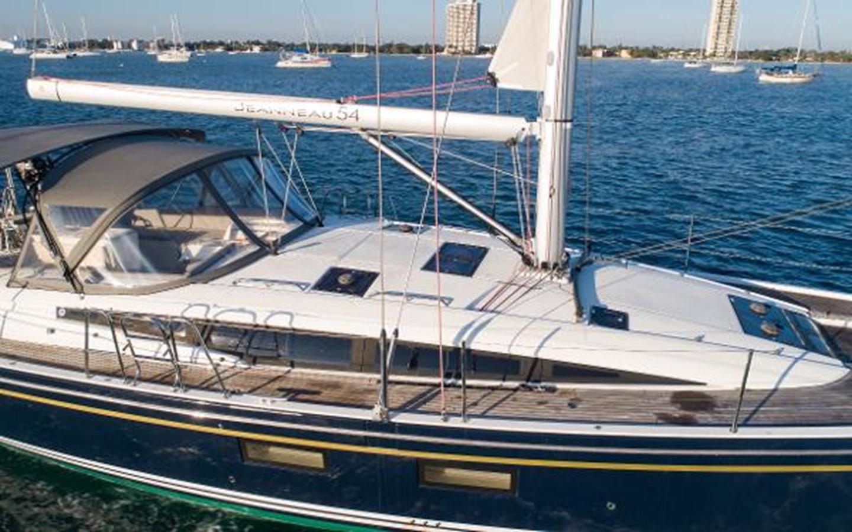 2017 JEANNEAU 54 Cruising/Racing Sailboat 2451700