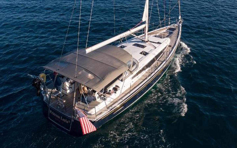 2017 JEANNEAU 54 Cruising/Racing Sailboat 2451706