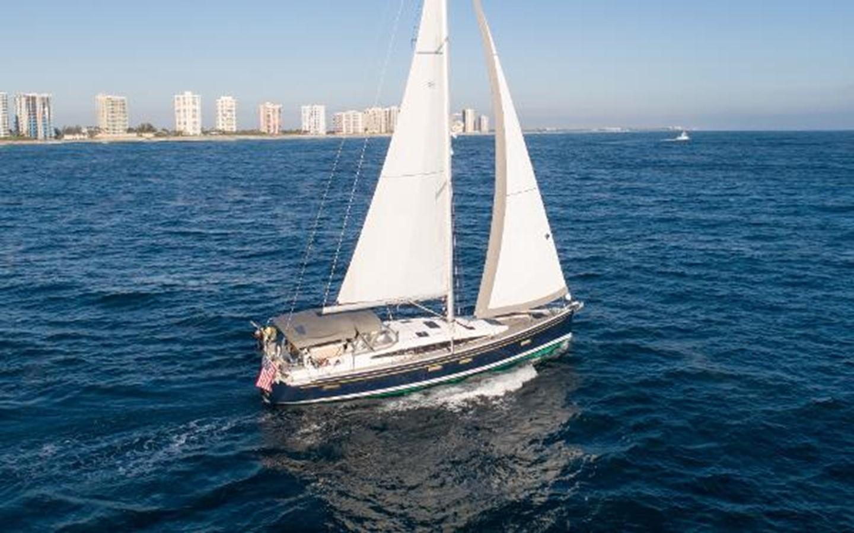 2017 JEANNEAU 54 Cruising/Racing Sailboat 2451709