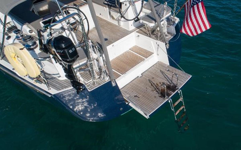 2017 JEANNEAU 54 Cruising/Racing Sailboat 2451712