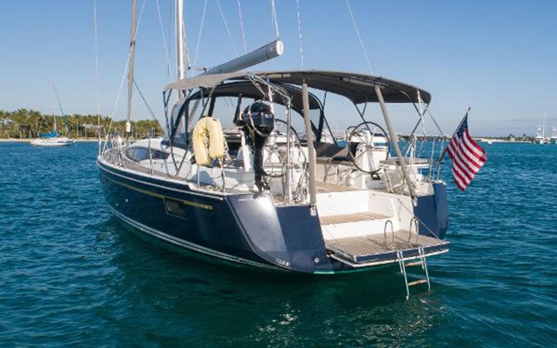 2017 JEANNEAU 54 Cruising/Racing Sailboat 2451714