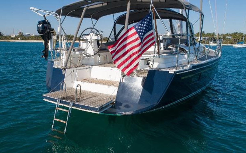 2017 JEANNEAU 54 Cruising/Racing Sailboat 2451716