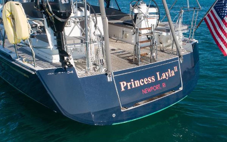 2017 JEANNEAU 54 Cruising/Racing Sailboat 2451717