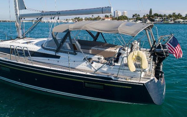 2017 JEANNEAU 54 Cruising/Racing Sailboat 2451718