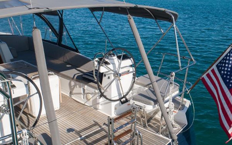 2017 JEANNEAU 54 Cruising/Racing Sailboat 2451724