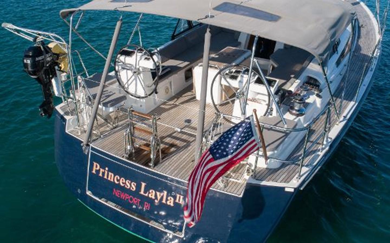 2017 JEANNEAU 54 Cruising/Racing Sailboat 2451725
