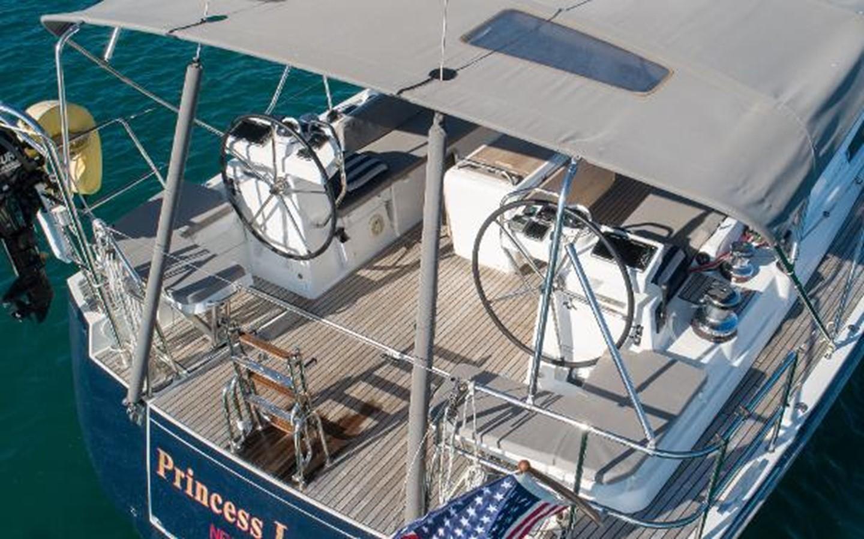 2017 JEANNEAU 54 Cruising/Racing Sailboat 2451726