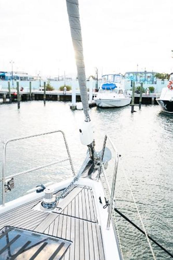 2017 JEANNEAU 54 Cruising/Racing Sailboat 2451727