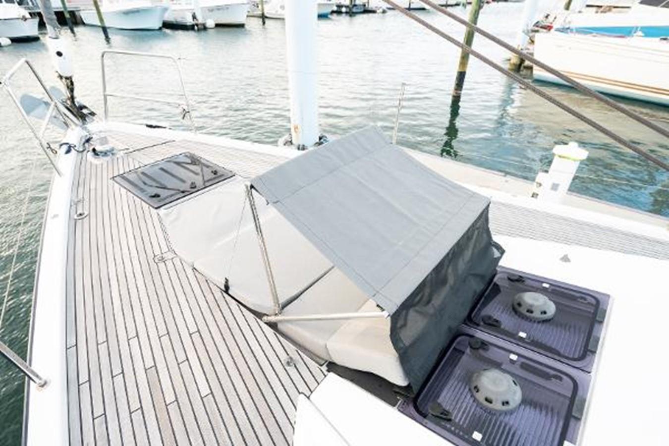 2017 JEANNEAU 54 Cruising/Racing Sailboat 2451731