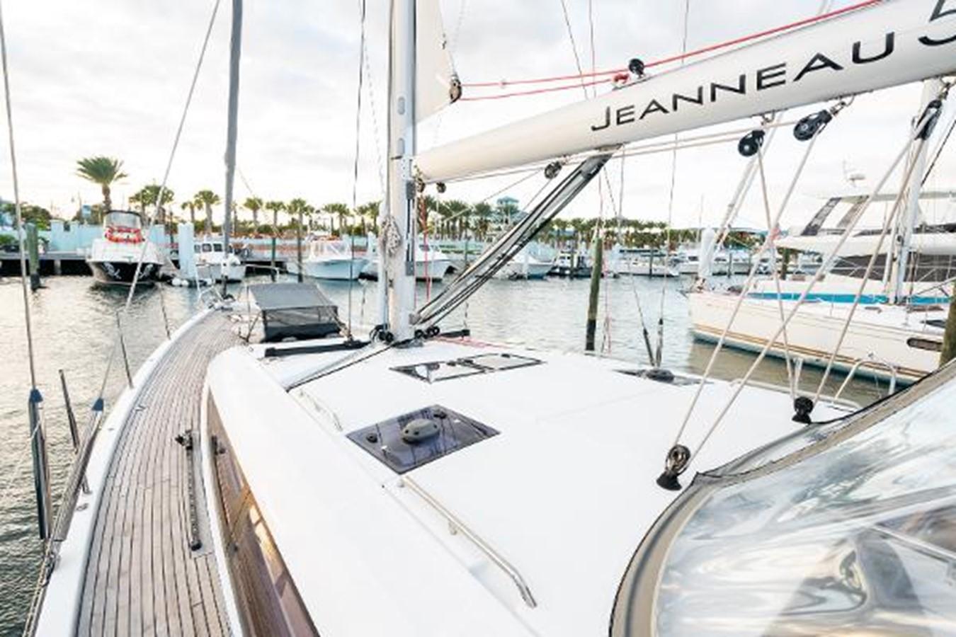 2017 JEANNEAU 54 Cruising/Racing Sailboat 2451735