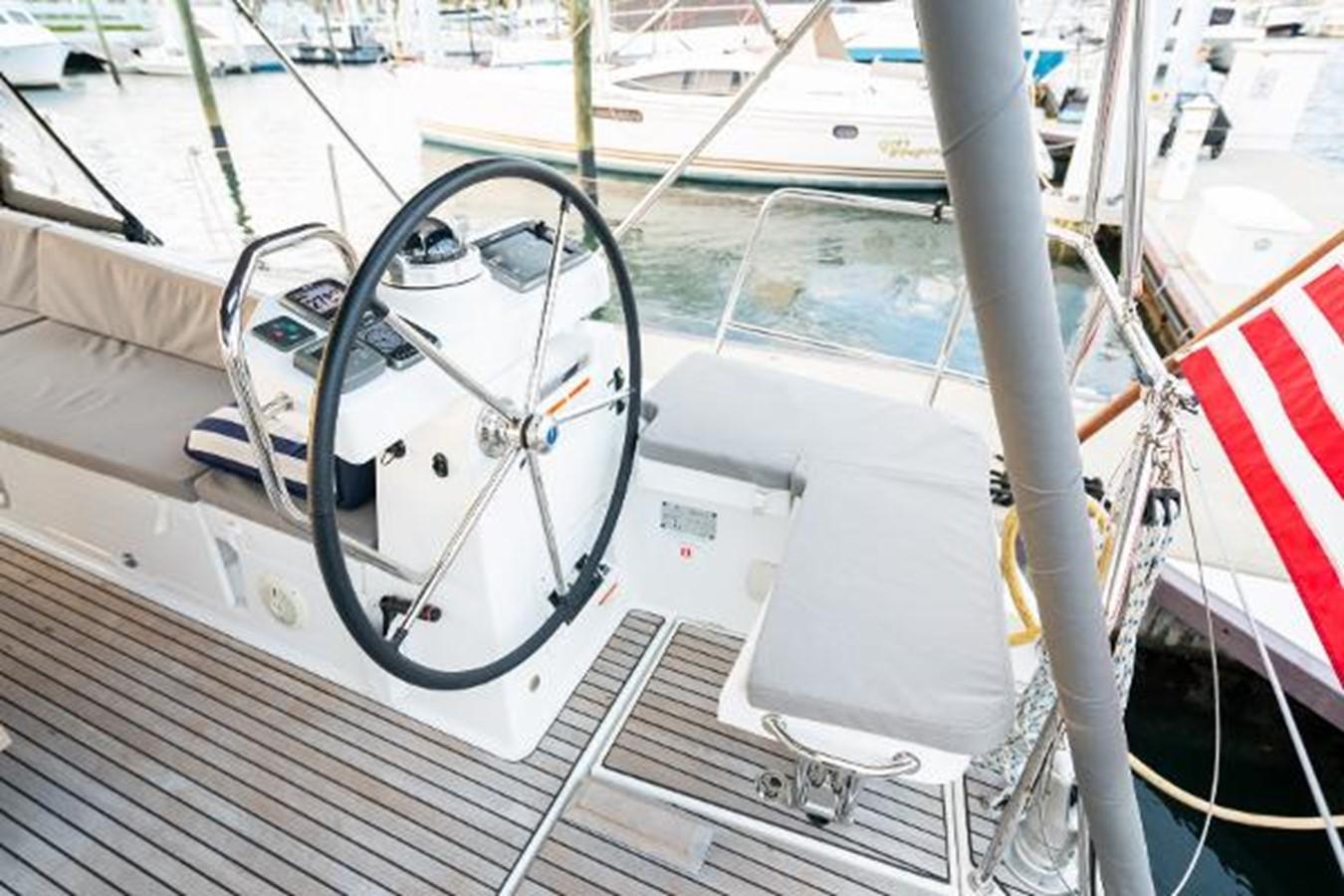 2017 JEANNEAU 54 Cruising/Racing Sailboat 2451736