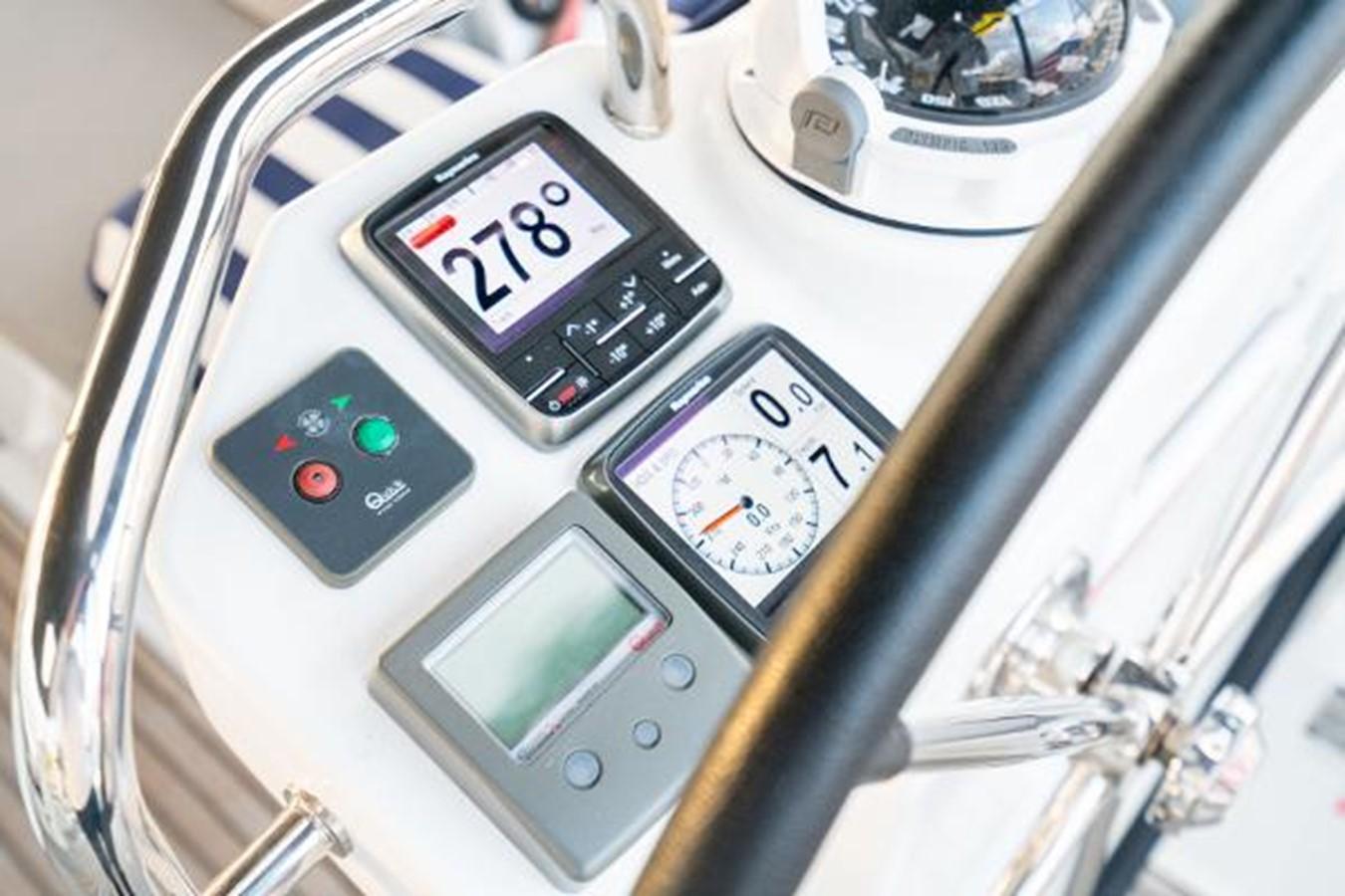 2017 JEANNEAU 54 Cruising/Racing Sailboat 2451737