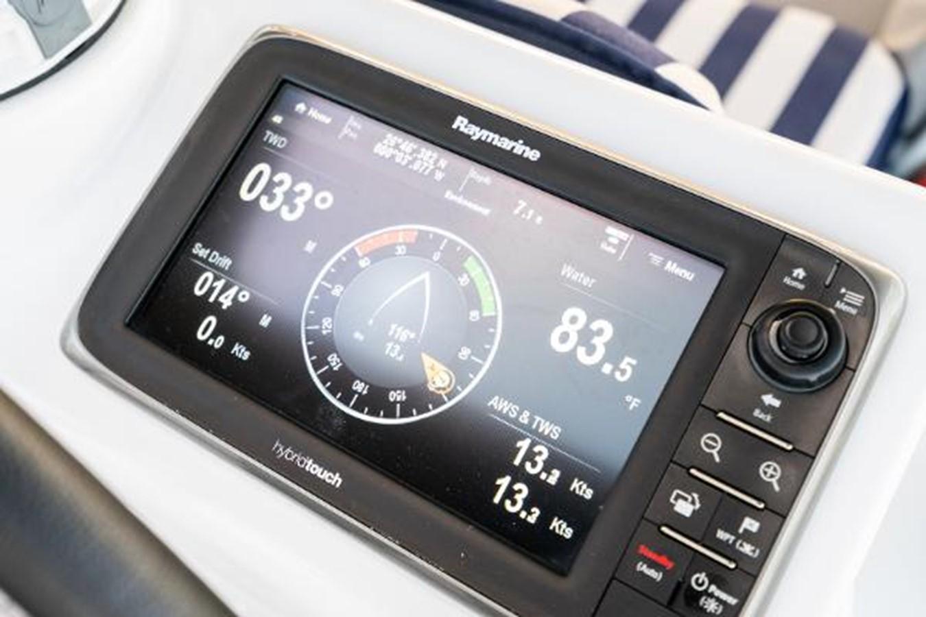 2017 JEANNEAU 54 Cruising/Racing Sailboat 2451738