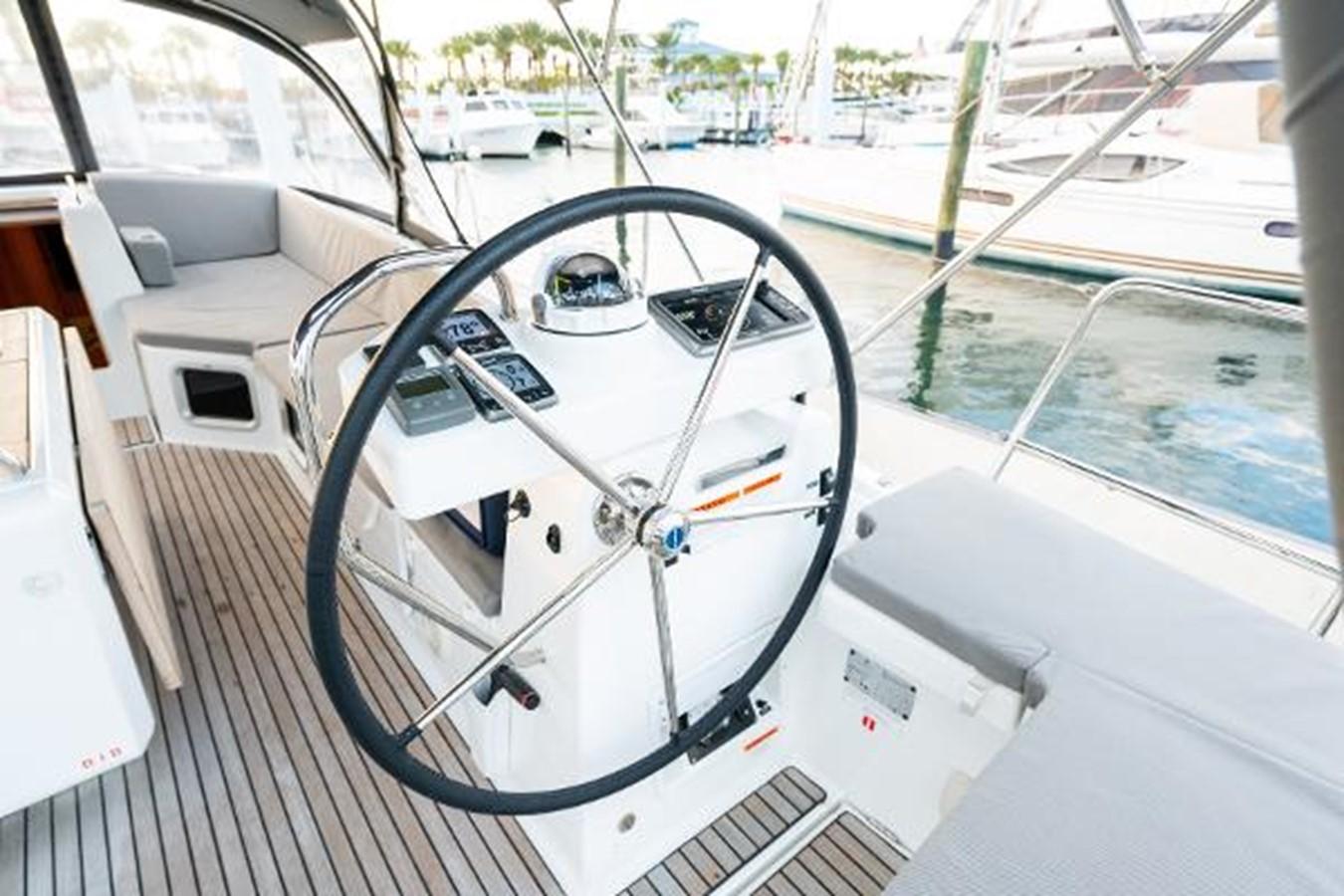 2017 JEANNEAU 54 Cruising/Racing Sailboat 2451739