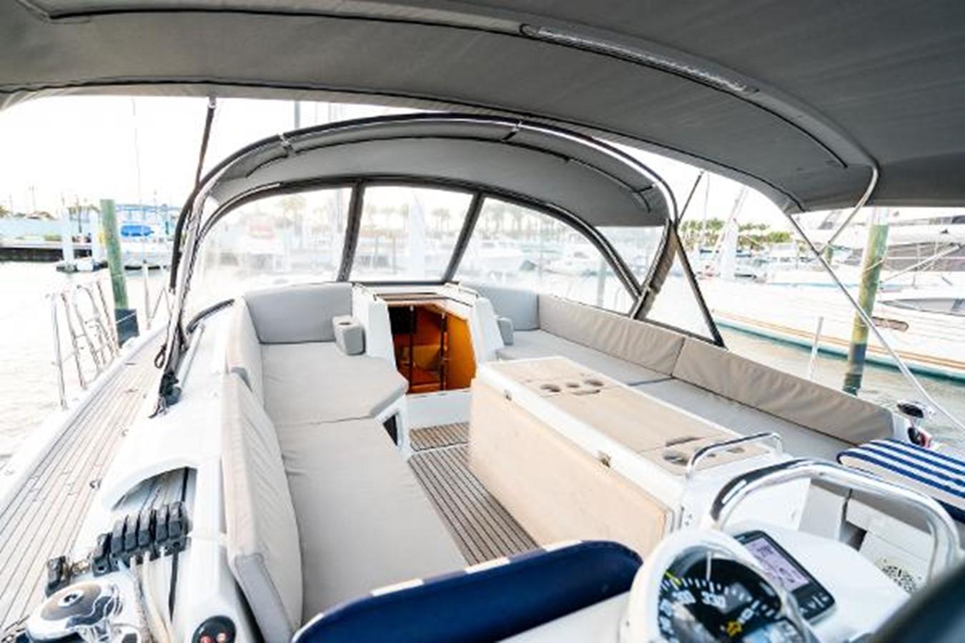 2017 JEANNEAU 54 Cruising/Racing Sailboat 2451742