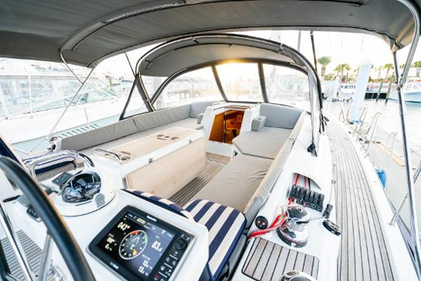 2017 JEANNEAU 54 Cruising/Racing Sailboat 2451743