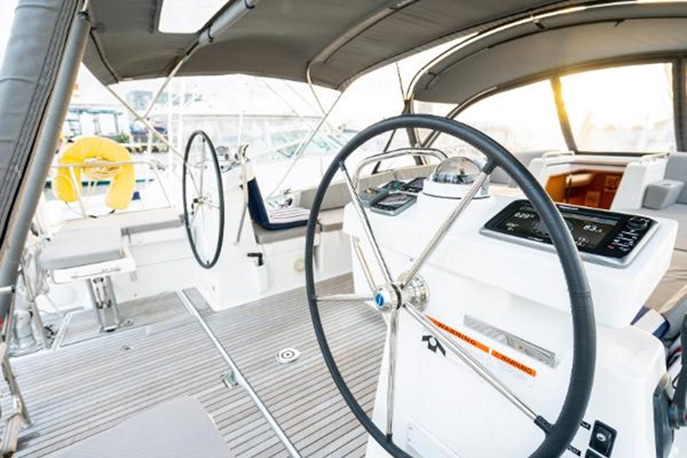2017 JEANNEAU 54 Cruising/Racing Sailboat 2451744