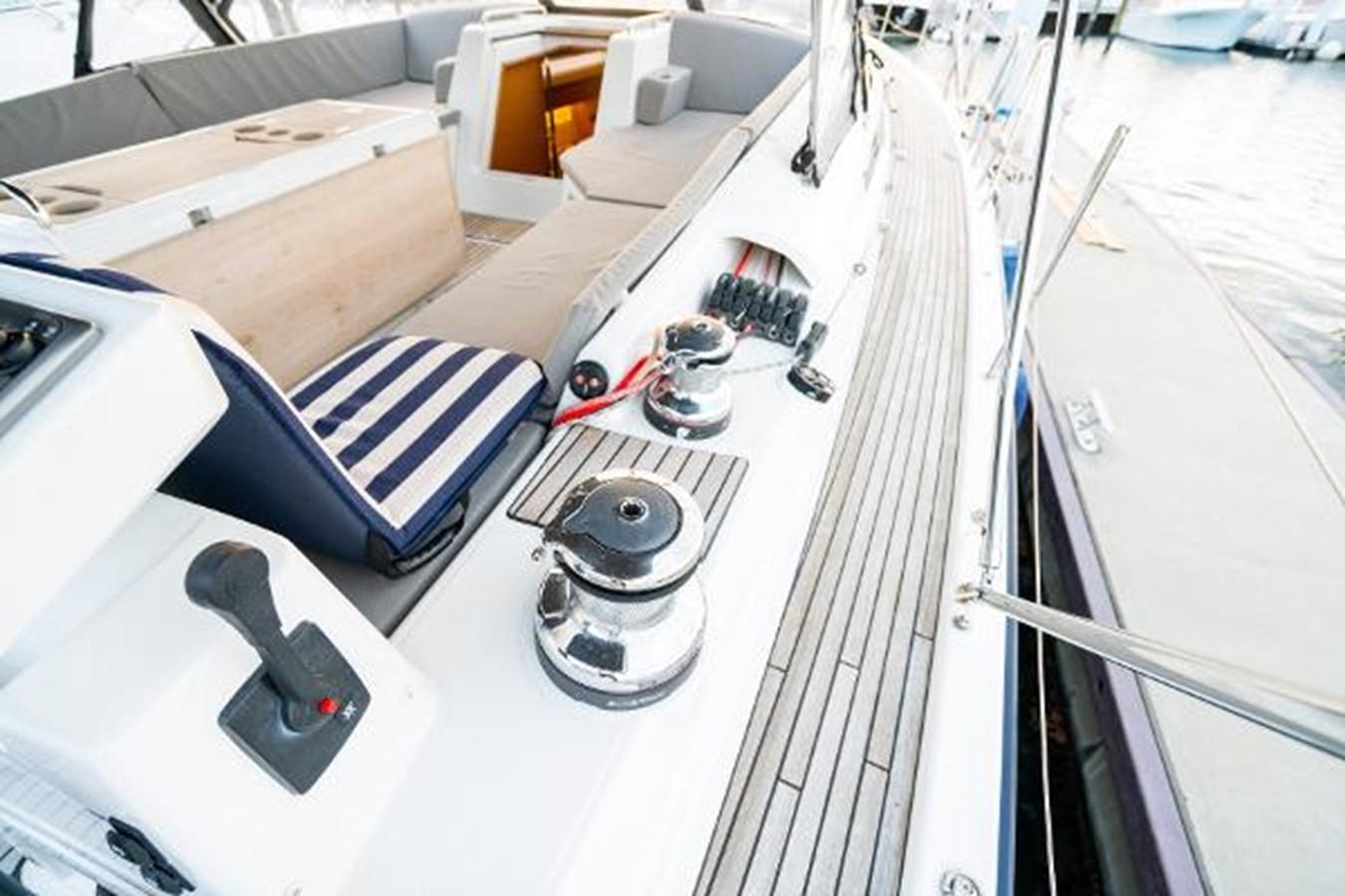 2017 JEANNEAU 54 Cruising/Racing Sailboat 2451745