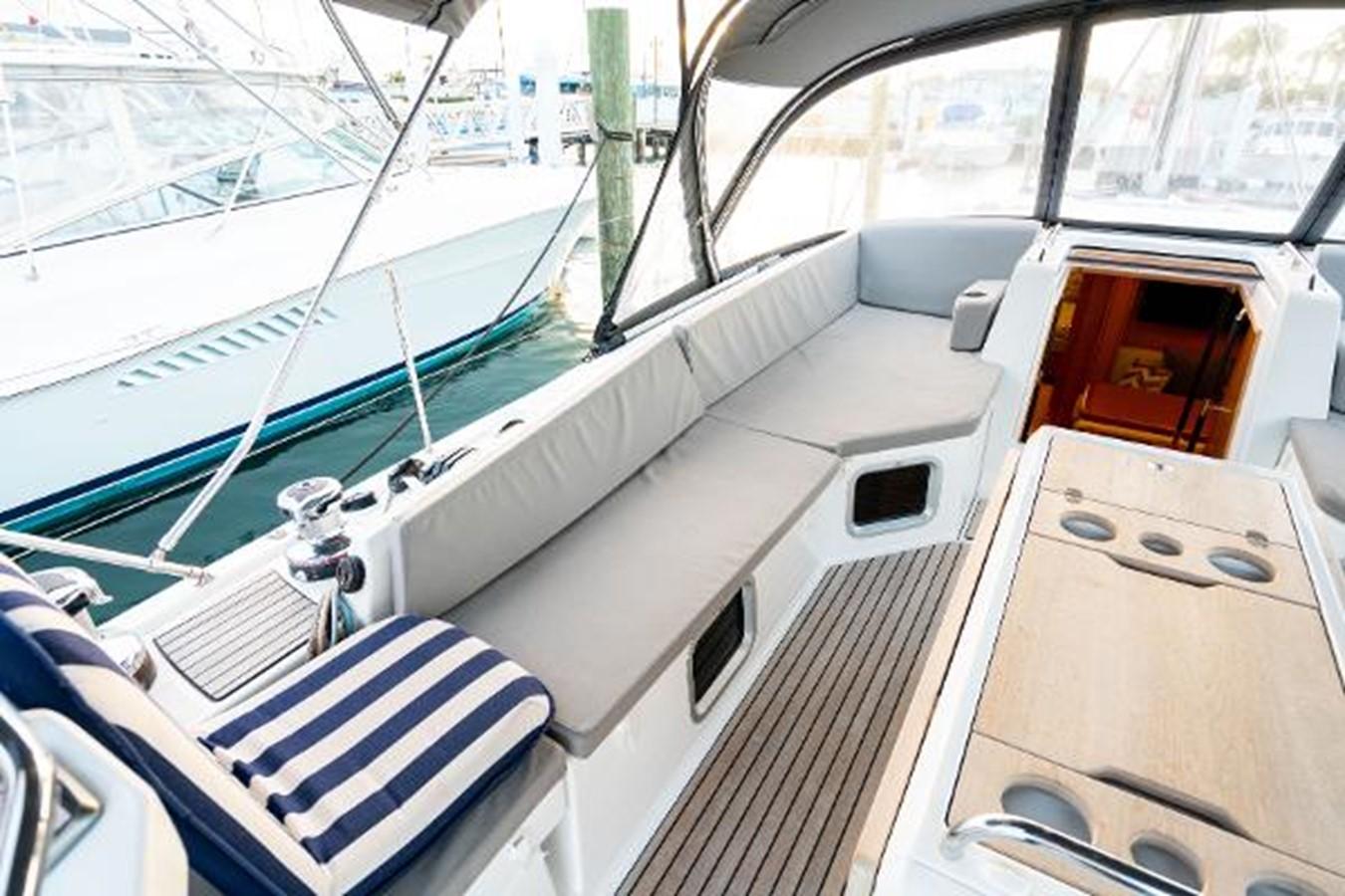 2017 JEANNEAU 54 Cruising/Racing Sailboat 2451747