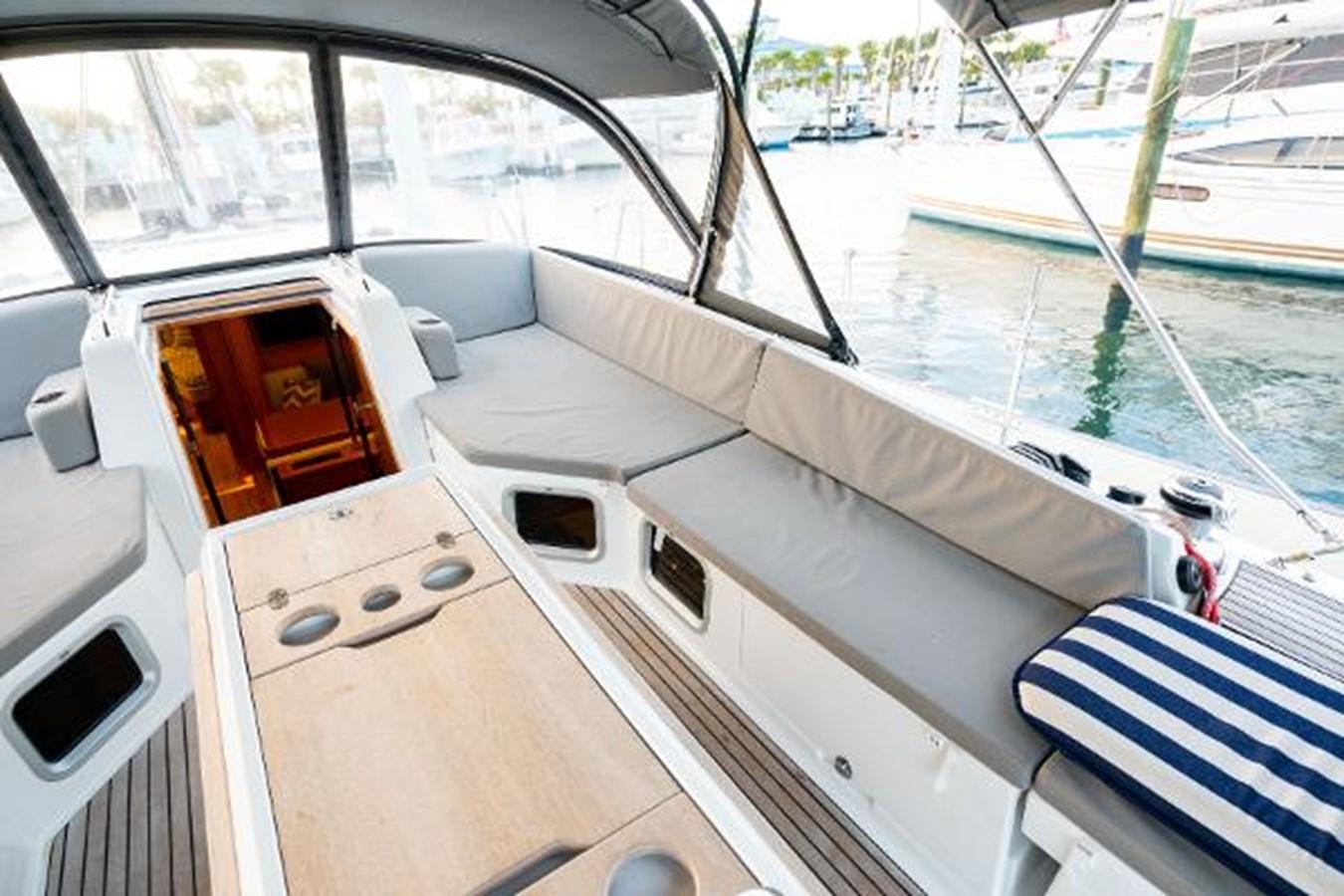 2017 JEANNEAU 54 Cruising/Racing Sailboat 2451748
