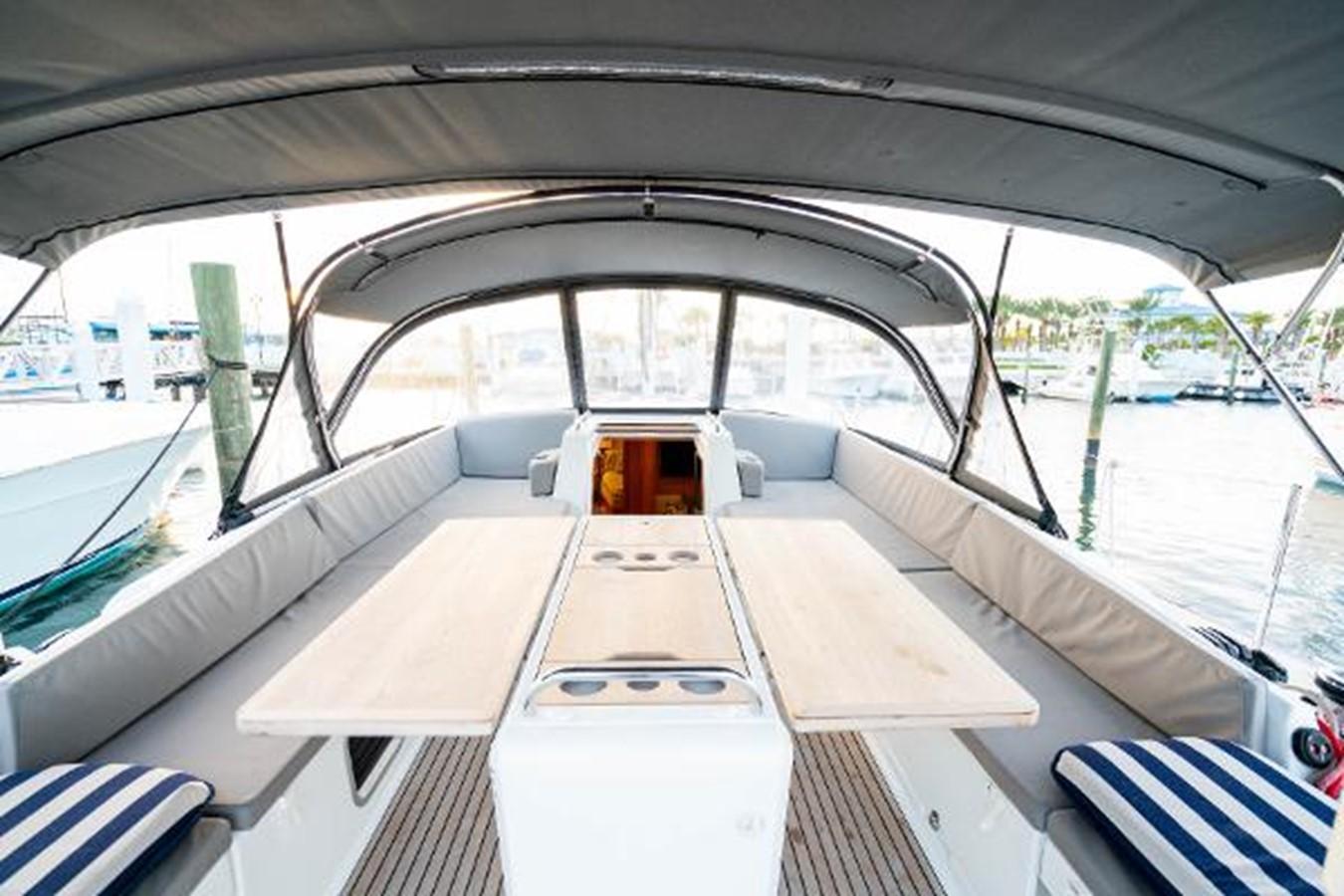 2017 JEANNEAU 54 Cruising/Racing Sailboat 2451750