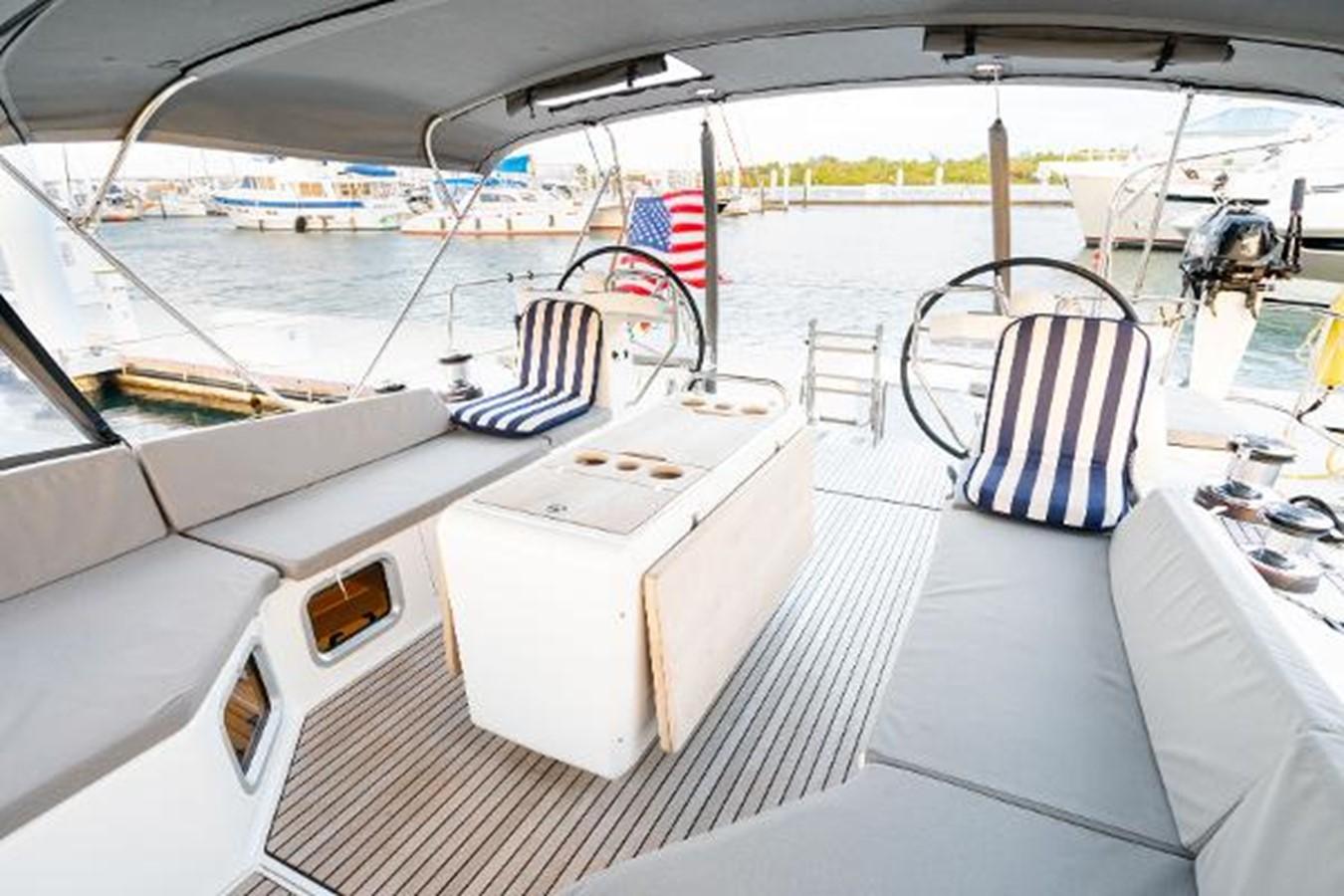 2017 JEANNEAU 54 Cruising/Racing Sailboat 2451752