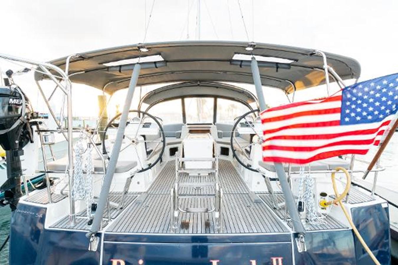 2017 JEANNEAU 54 Cruising/Racing Sailboat 2451756
