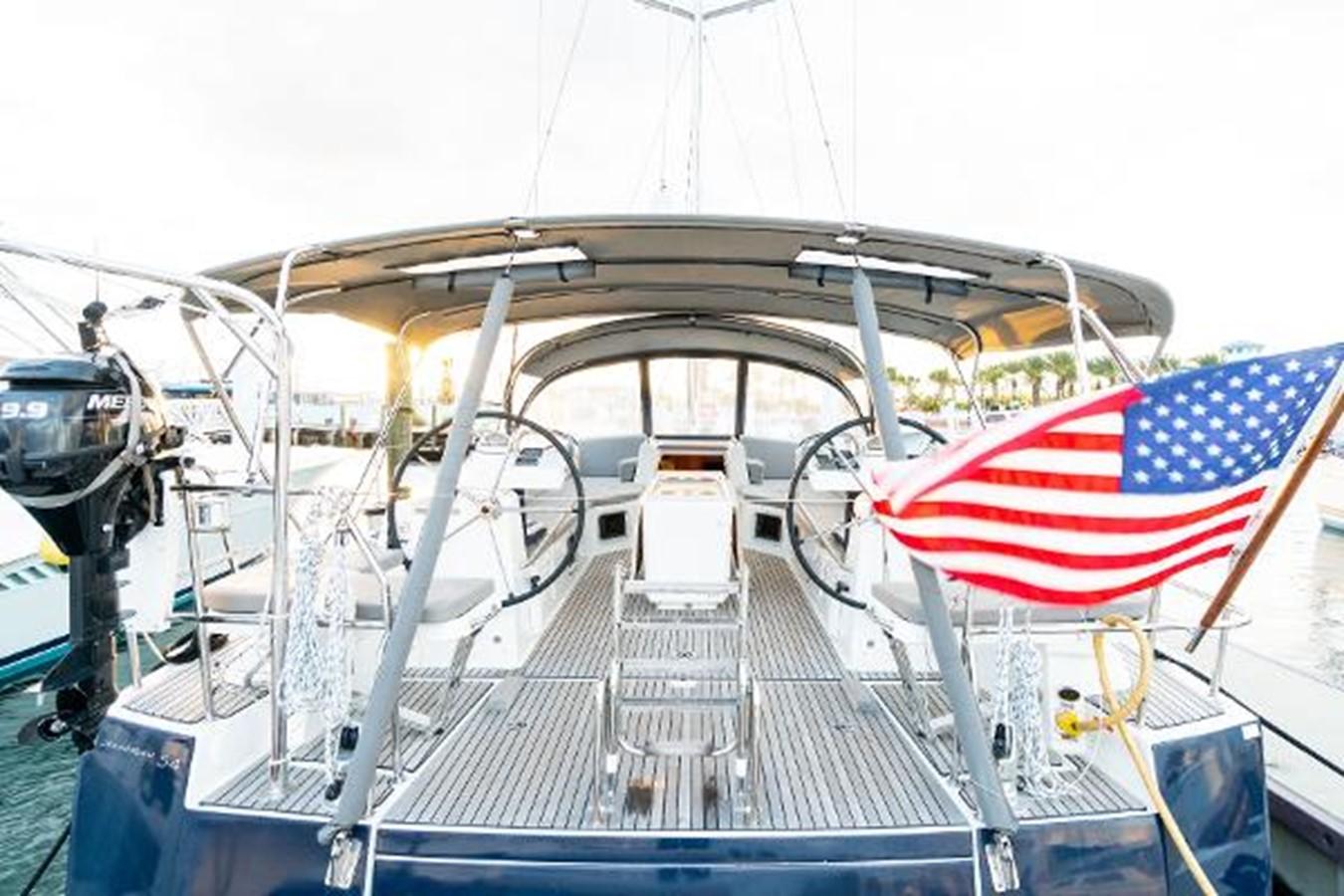 2017 JEANNEAU 54 Cruising/Racing Sailboat 2451757