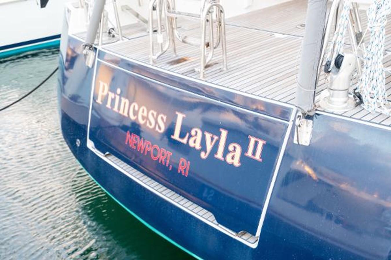 2017 JEANNEAU 54 Cruising/Racing Sailboat 2451758