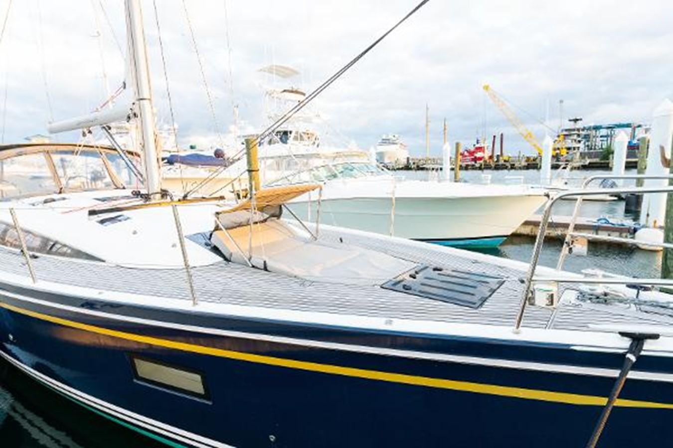 2017 JEANNEAU 54 Cruising/Racing Sailboat 2451759