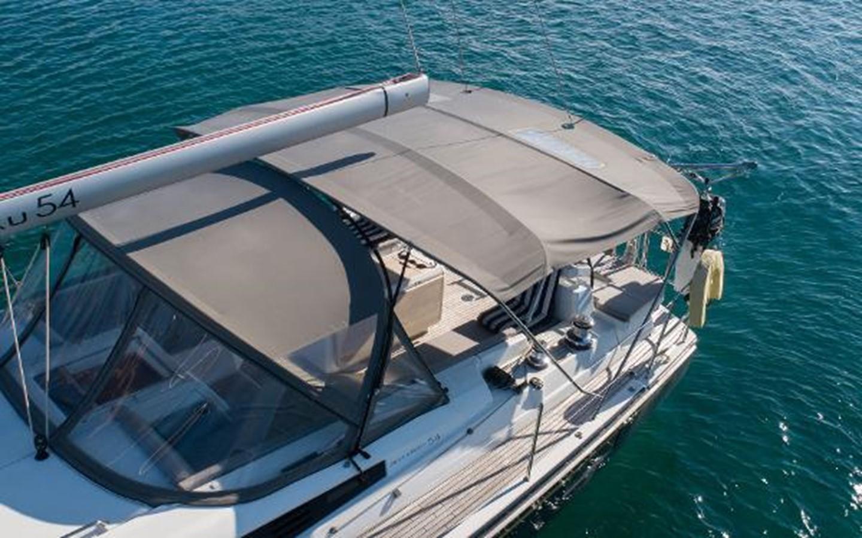 2017 JEANNEAU 54 Cruising/Racing Sailboat 2451761