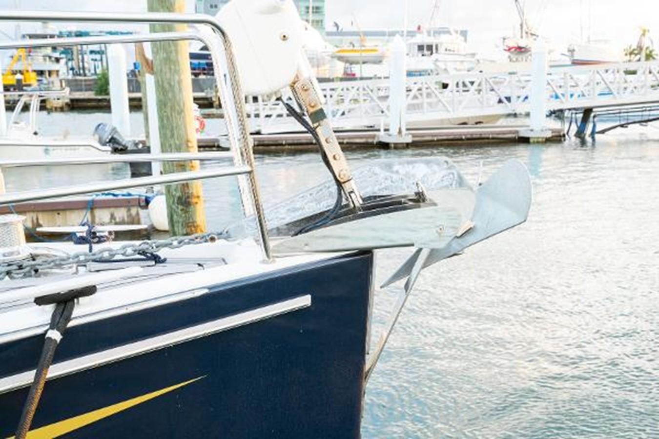 2017 JEANNEAU 54 Cruising/Racing Sailboat 2451763