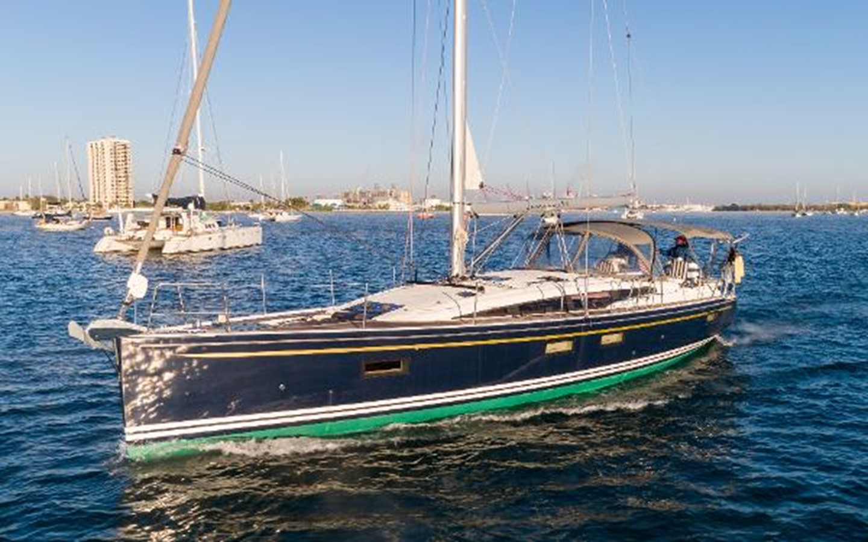 2017 JEANNEAU 54 Cruising/Racing Sailboat 2451764
