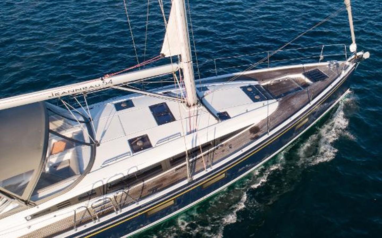 2017 JEANNEAU 54 Cruising/Racing Sailboat 2451765