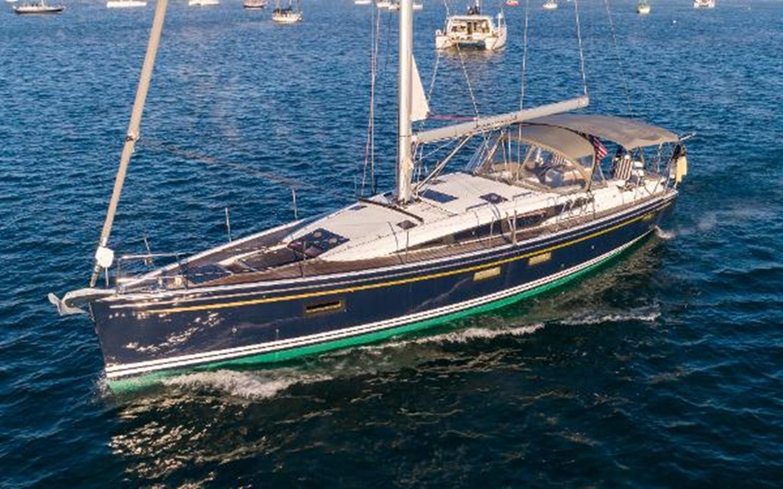 2017 JEANNEAU 54 Cruising/Racing Sailboat 2451766