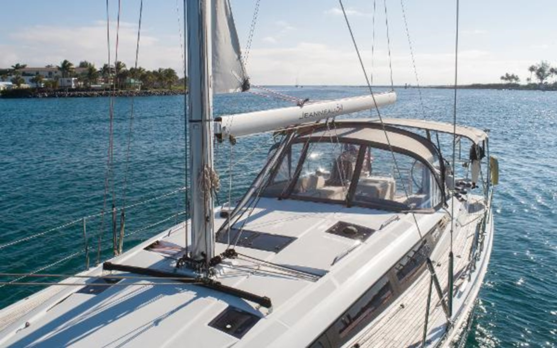 2017 JEANNEAU 54 Cruising/Racing Sailboat 2451770