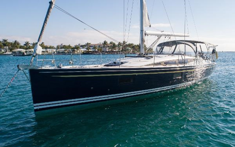 2017 JEANNEAU 54 Cruising/Racing Sailboat 2451775