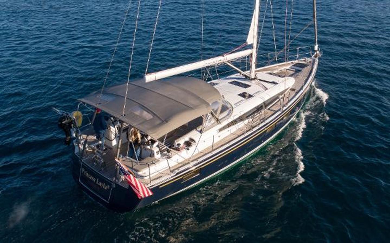 2017 JEANNEAU 54 Cruising/Racing Sailboat 2451776