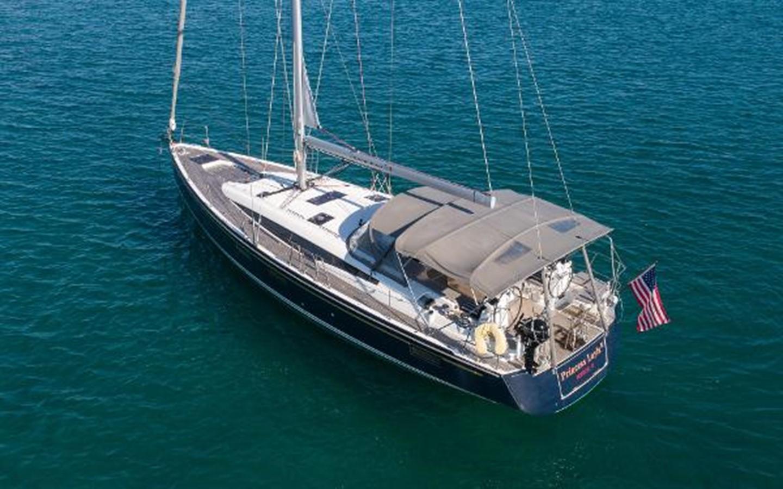 2017 JEANNEAU 54 Cruising/Racing Sailboat 2451778