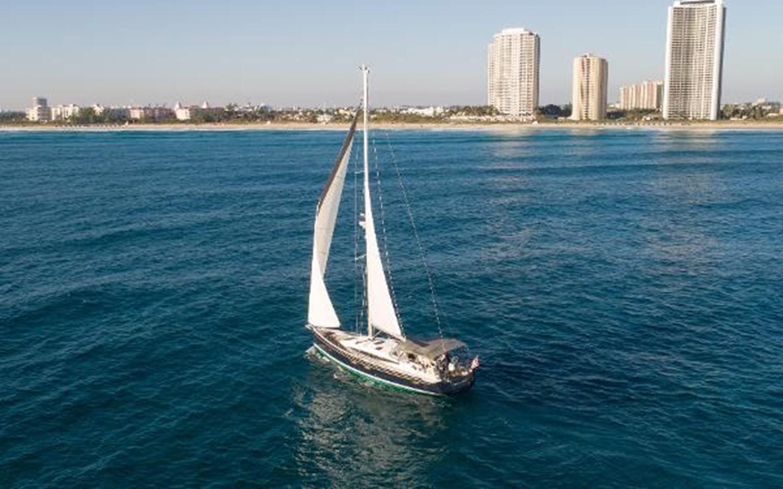 2017 JEANNEAU 54 Cruising/Racing Sailboat 2451782