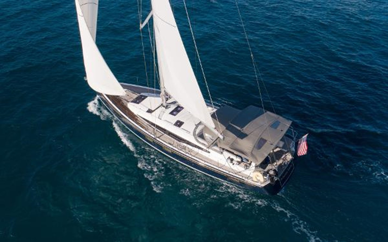 2017 JEANNEAU 54 Cruising/Racing Sailboat 2451784