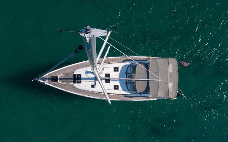 2017 JEANNEAU 54 Cruising/Racing Sailboat 2451787