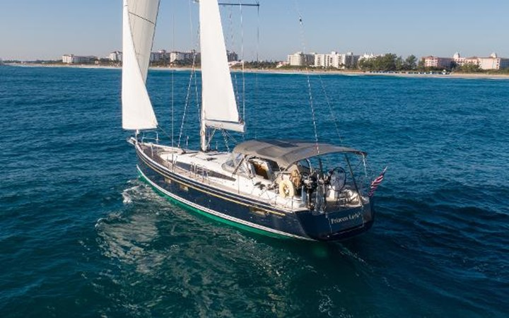 2017 JEANNEAU 54 Cruising/Racing Sailboat 2451655