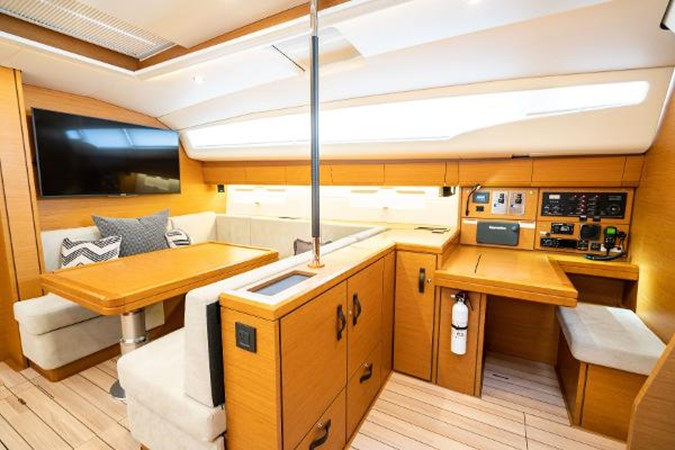 2017 JEANNEAU 54 Cruising/Racing Sailboat 2451669