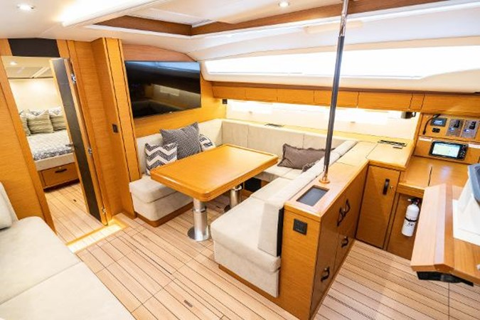 2017 JEANNEAU 54 Cruising/Racing Sailboat 2451687