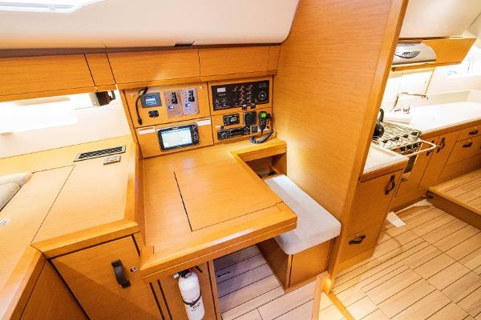 2017 JEANNEAU 54 Cruising/Racing Sailboat 2451691