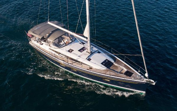 2017 JEANNEAU 54 Cruising/Racing Sailboat 2451702